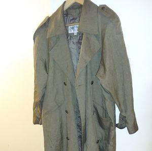 Vintage Gallery Brown Trenchcoat